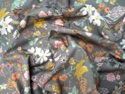 Lady McElroy Springtime Haze Cotton Lawn Dress Fabric