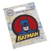 Batman Iron On Motif