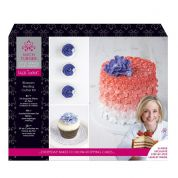 DoCrafts Little Venice Cake Company Baking Blossom Nesting Cutter Kit