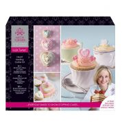 DoCrafts Little Venice Cake Company Baking Heart Nesting Cutter Kit
