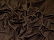 Ponte Roma Fabric  Brown