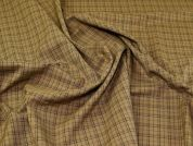 Stretch Suiting Fabric  Camel