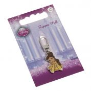 Zipper Pull Belle from Beauty and the Beast