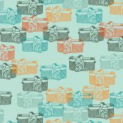 Art Gallery Fabrics Cotton Poplin Fabric  Sun