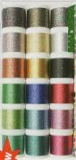 Madeira Machine Embroidery Supertwist Thread Gift Box  Assorted Colours