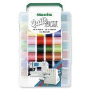 Madeira Quiltbox Aerofil Thread Box