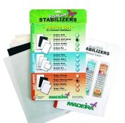 Madeira Machine Embroidery Stabilizer Starter Set