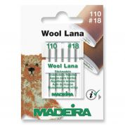 Madeira Lana Embroidery Machine Needles