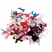 Assorted Style Ribbon Bows  Assorted Colours