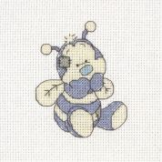 Anchor Cross Stitch Kit For Children & Beginners Honey