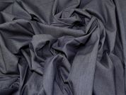 Lady McElroy 6oz Chambray Denim Fabric  Indigo