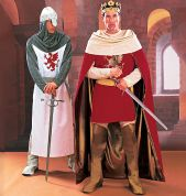 McCalls Cosplay Mens Sewing Pattern 2010 Historical Lined Cape, Tunic, Top, Armor & Helmet
