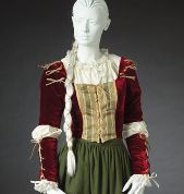 McCalls Cosplay Ladies Sewing Pattern 2012 Historical Laced Tops with Detachable Sleeves