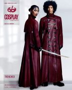 McCalls Cosplay Mens & Ladies Sewing Pattern 2014 Trenched Lined Coats