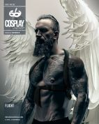 McCalls Cosplay Mens & Ladies Sewing Pattern 2015 Belt & Wings with Harness