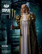 McCalls Cosplay Ladies Sewing Pattern 2053 Spectral Robe & Nightgown