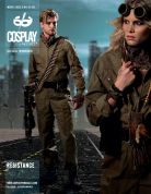 McCalls Cosplay Mens & Ladies Sewing Pattern 2054 Resistance Jumpsuit