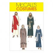 McCalls Adult Unisex Easy Sewing Pattern 2060 Religious Easter Costumes