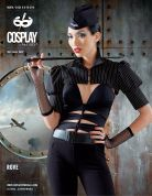 McCalls Cosplay Ladies Easy Sewing Pattern 2070 Rove Bolero Jackets