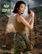 McCalls Cosplay Ladies Easy Sewing Pattern 2071 Belts & Pouches