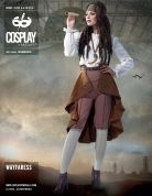 McCalls Cosplay Ladies Sewing Pattern 2085 Wayfaress Pants & Overskirt