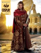 McCalls Cosplay Mens Sewing Pattern 2087 Victor Coat Costume