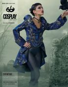McCalls Cosplay Ladies Sewing Pattern 2088 Eventide Shawl Collar Jackets