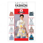 McCalls Ladies Easy Sewing Pattern 2947 Aprons