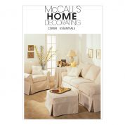McCalls Homeware Sewing Pattern 3278 Soft Furnishing Covers