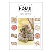 McCalls Homeware Sewing Pattern 4410 Fancy Cushions
