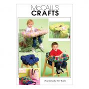 McCalls Baby & Toddler Sewing Pattern 5721 3 In 1 Shopping Trolley Cover