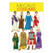 McCalls Childrens Unisex Sewing Pattern 5905 Biblical Costumes