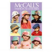 McCalls Baby & Toddlers Sewing Pattern 6762 Sun Hats