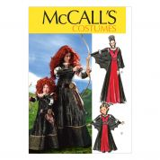 McCalls Girls Sewing Pattern 6817 Historical Costumes