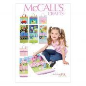 McCalls Childrens Sewing Pattern 6934 Travel Toy Mat