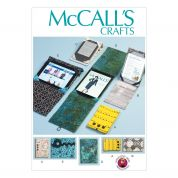 McCalls Accessories Easy Sewing Pattern 7069 Electronic Device Covers & Stands