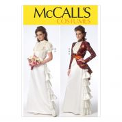 McCalls Ladies Sewing Pattern 7071 Historical Costume