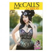 McCalls Ladies Sewing Pattern 7339 Overbust or Underbust Corsets