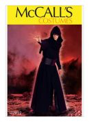 McCalls Mens Sewing Pattern 7422 Game of Thrones Style Coat, Surcoat, Hood & Belt Costume