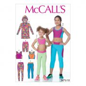 McCalls Sewing Pattern 7618