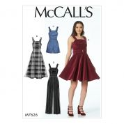 McCalls Sewing Pattern 7626