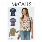 McCalls Sewing Pattern 7629