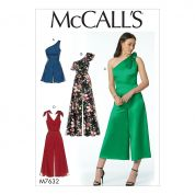 McCalls Sewing Pattern 7632
