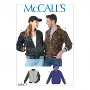 McCalls Sewing Pattern 7637