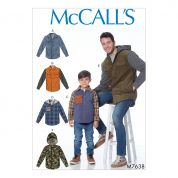 McCalls Sewing Pattern 7638