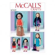 McCalls Sewing Pattern 7639
