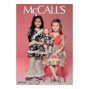 McCalls Sewing Pattern 7647