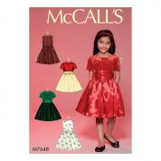 McCalls Sewing Pattern 7648