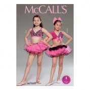 McCalls Sewing Pattern 7649