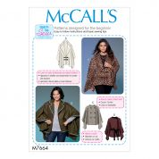 McCalls Sewing Pattern 7664